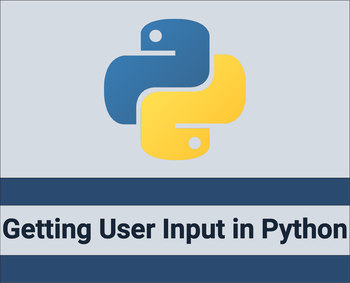 Getting User Input in Python