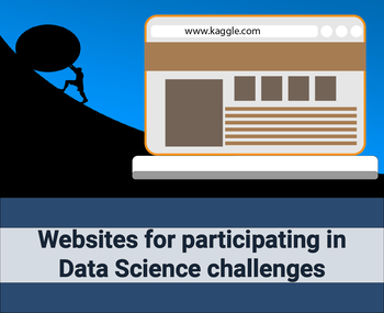 Websites for participating in Data Science challenges