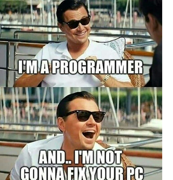 Top programming memes - February 2020